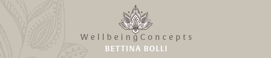 Wellbeing Concept Bettina Bolli